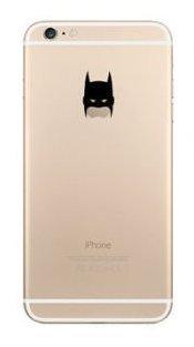 iPhone 6S Cover di licaso® per il Apple iPhone 6& 6S in TPU silicone motivo Ultra sottile protegge il tuo iPhone e regalo è elegante Cover Bumper, Batman, iPhone 7