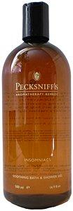 pecksniffs-aromatherapy-remedy-insomniacs-soothing-bath-shower-gel-169-floz-from-england