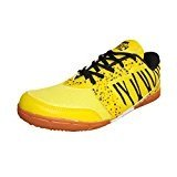 Port Z-501 Yellow Badminton Shoes for Women (Size 7 ind/uk)