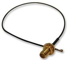 CABLE, U.FL - SMA, 150MM R-132G7210150CC By MULTICOMP