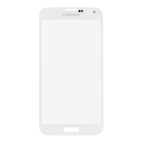 Front Screen Outer Glass For Samsung Galaxy S5 G900 Lens Replacement + Tools - Shimmery White