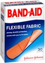 Band-Aid Bandages Flexible Fabric All One Size,
