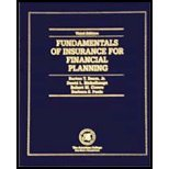 img - for Fundamentals of Insurance for Financial Planning, Fourth Edition book / textbook / text book