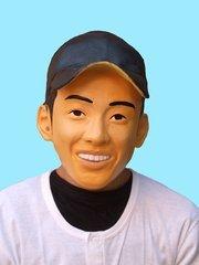 M2 さわやかな王子 ハンカチ王子・斎藤佑樹投手になりきりマスク