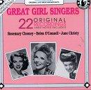 Great Girl Singers: 22 Original Recordings