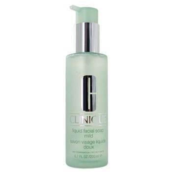 Clinique Liquid Facial Soap Mild Facial Soaps