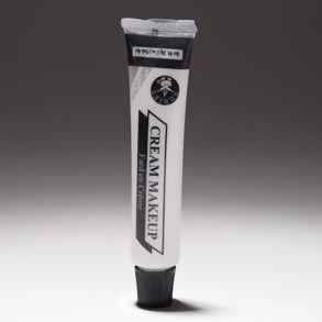 White Creme Make-Up at Gotham City Store