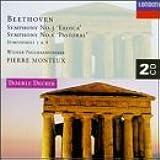 Beethoven: Symphonies Nos. 1, 3, 6, 8 ~ Monteux