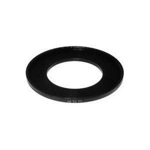 niceeshop(TM) Noir en Alliage d'aluminium de 49mm à 77mm Adaptateur de Filtre pour Appareils Photo Reflex