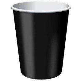 Jet Black 9oz - PaperCups