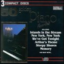 echange, troc Various Artists - 50 Golden Piano Favorites