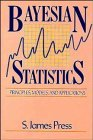 img - for Bayesian Statistics: Principles, Models, and Applications (Wiley Series in Probability and Statistics) by S. James Press (1989-04-01) book / textbook / text book