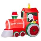 Christmas Inflatable Train front-966153