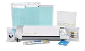 Silhouette Cameo Fabric Starter Kit Bundle Cutter by Amazon.com, LLC *** KEEP PORules ACTIVE ***