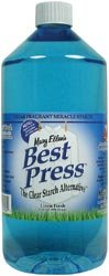 Mary Ellen's Best Press Refills 32 Ounces-Linen Fresh; 2 Items/Order