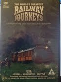 The World's Greatest Railway Journeys - USA - Arizona / Washington / Seattle - (DVD)