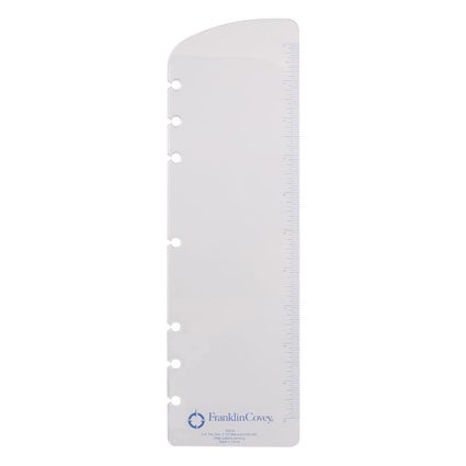Monarch Ring-bound Pouch Pagefinder (Franklin Covey Ring Insert compare prices)
