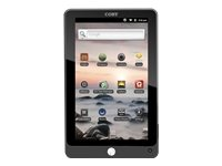 Coby MID7022-4GRED 17,7 cm (7 Zoll) Tablet-PC (Cortex A8, 1GHz, WiFi, HDMI, Android 2.3) rot