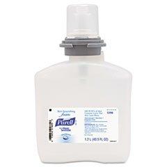 -- Instant Hand Sanitizer Nourishing Foam 1200mL Refill 2/Carton