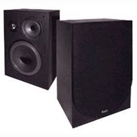 Klh Audio L853B Bookshelf Speaker System ( Pair ) - Black