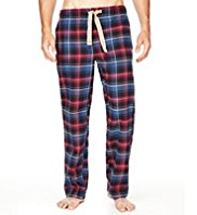 Northcoast Pure Cotton Checked Pyjama Bottoms