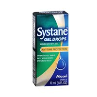 Systane Systane Lubricant Eye Gel Drops, 10 ml (Pack of 2)