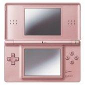 Nintendo Ds Lite Metallic Rose Metal Pink (Japan Version) + Free Complete Gift Package + Uk Power Charger (3 Days Express Ship)