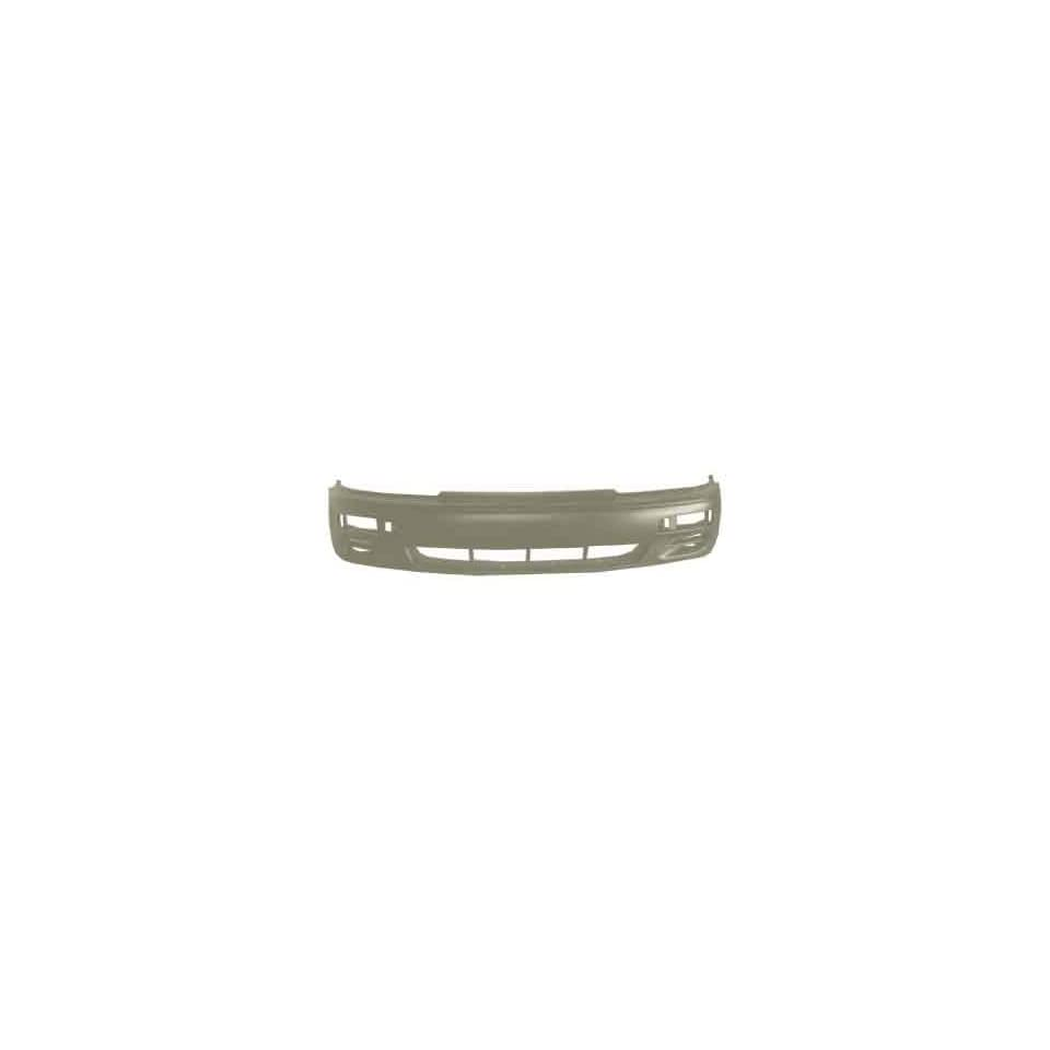 Toyota Camry Front Bumper Cover 95 96 Painted Code 4M9