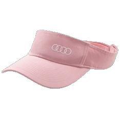Audi Ladies' Visor in Pink by Audi