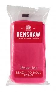 Pâte à sucre Rose Fushia 250g Renshaw Régalice