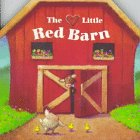 The Little Red Barn (Cuddle Cottage Board Books) front-902636