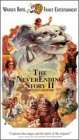 The NeverEnding Story II VHS Tape