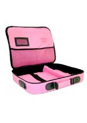 "Pink Laptop Notebook Bag - 14"" / 15"" / 17"""