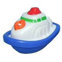 Sizzlin' Cool Mini Boats - 3 - Pack