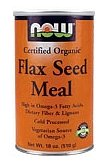 Now Foods Flax Seed Organic Meal by Now Foods