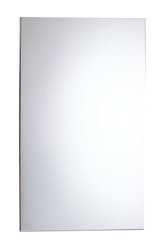 Robern Mp24D4Fple M Series Electric Left Hinge Plain Mirror Cabinet With Mirror Defogger, 23-1/4-Inch W By 39-3/8-Inch H By 4-Inch D front-963520
