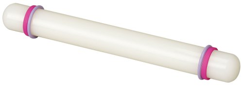 Wilton Fondant 9 Inch Rolling Pin at Amazon.com