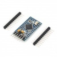 Pro Mini Microcontroller Circuit Board for Arduino (5V / 16MHz)  available at amazon for Rs.235