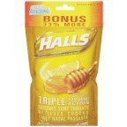 halls-triple-action-honey-lemon-drops-30-ct
