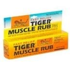 Tiger Balm - Tiger Muscle Rub - 2 Oz.