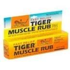 Tiger Balm - Tiger Balm Muscle Rub 2 Ounce