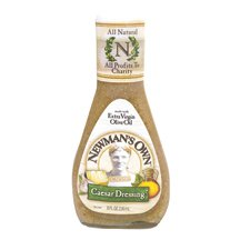 Newman's Own Dressing-caesar, 8-Ounce Units (Pack of 12) ( Value Bulk Multi-pack)