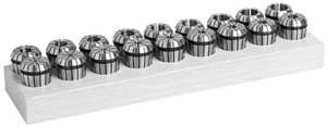"TECHNIKS 1//8/"" SUPER PRECISION ER25 COLLET .0002 ACCURACY CNC CHUCK MILL"