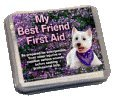 Best Friend First Aid Kit-hardshell Case