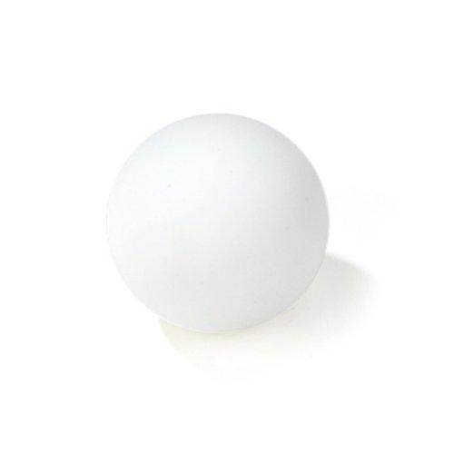 Silikonball, 73 mm weiß- jetzt bestellen