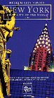 New York: First City of the World [VHS]