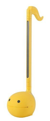 Maywa Denki Otamatone Music Instrument (Yellow)