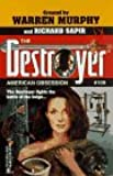 American Obsession (Destroyer #109) (Destroyer Series)