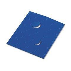 Quartet Magnetic Circles, 0.75-Inch Diameter, Blue, 20 per Set (MCB) - 1