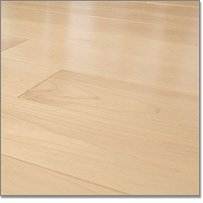 Prefinished Canadian Hard Maple Flooring Select and Better / 3 1/4 in. / Semi-Gloss